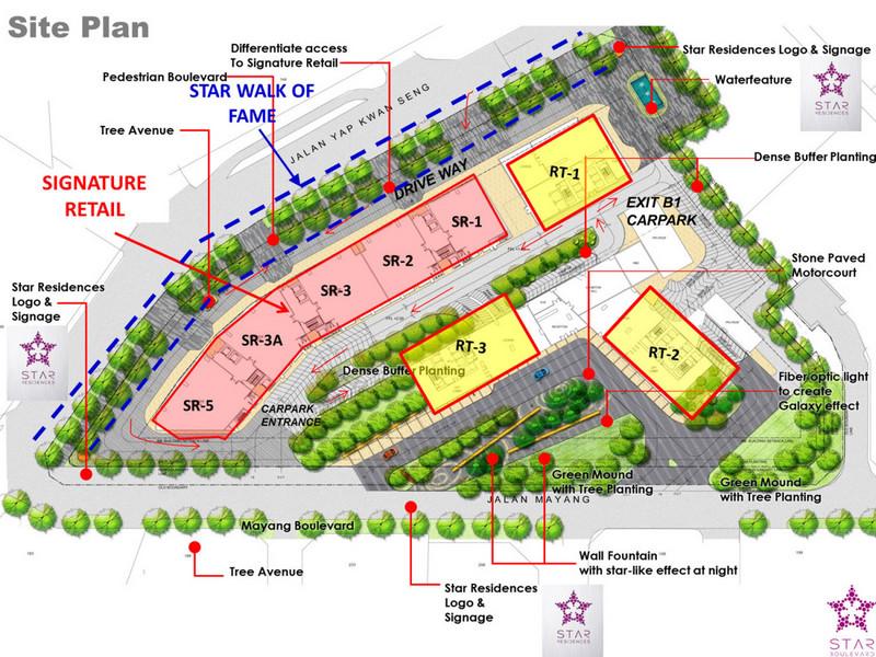 Dua Residency Floor Plan Images 100