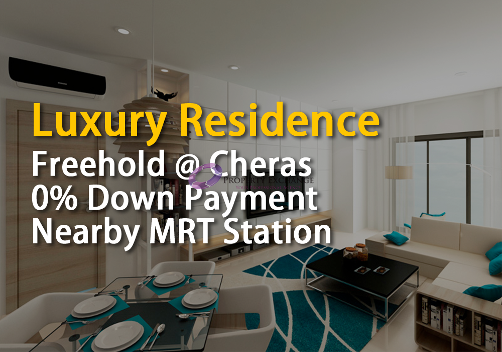 Freehold Luxury Residence