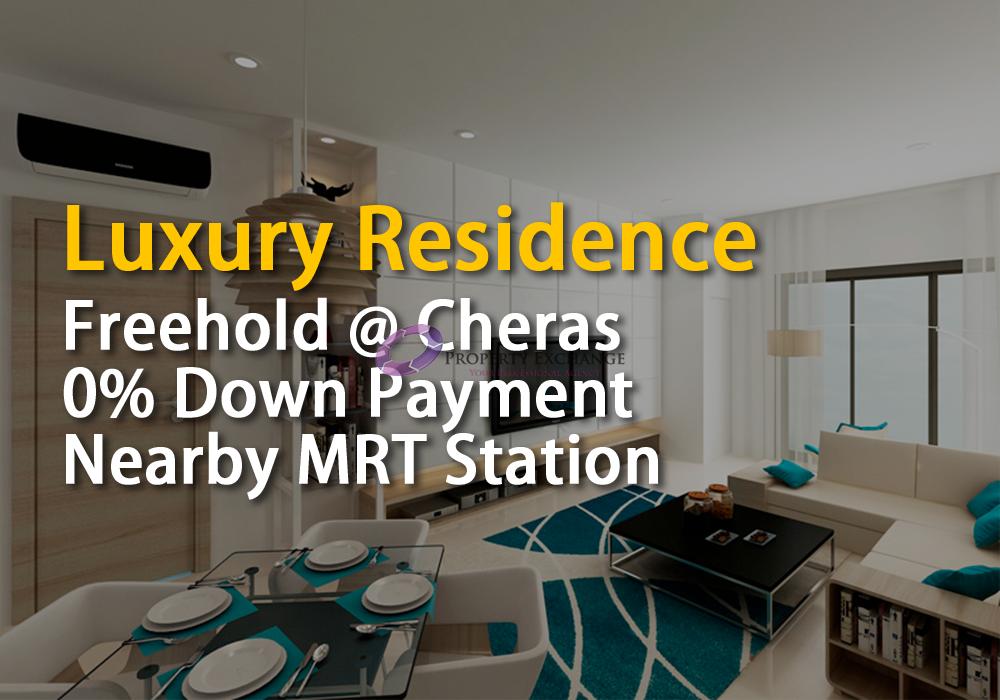 Freehold Luxury Residence