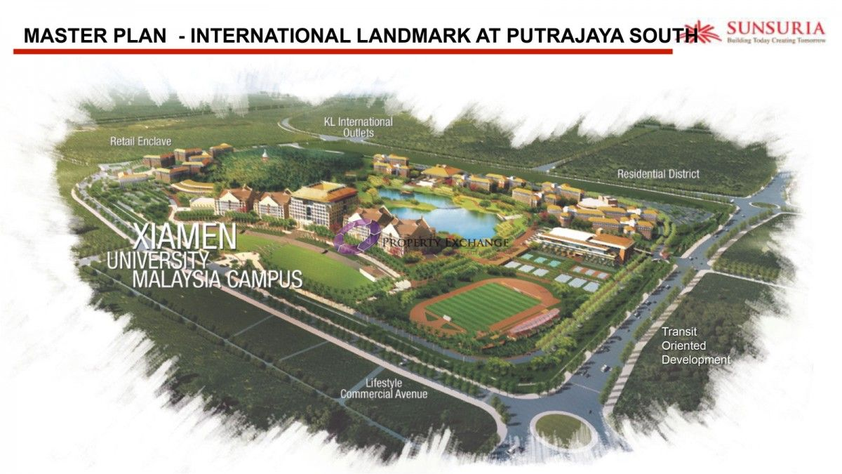 The Olive Sunsuria City Property Exchange